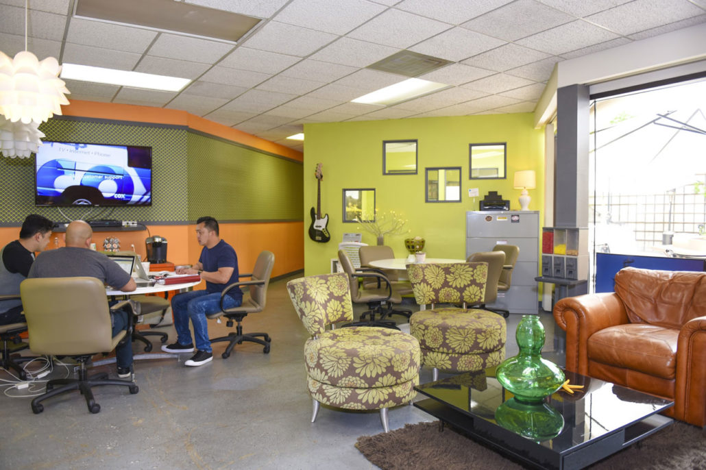 NEST Coworking Space Image